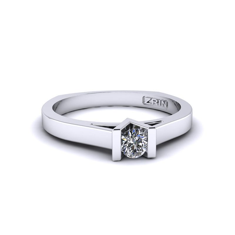 Zaručnički-prsten-platina-MODEL-038-BIJELO-2PHS