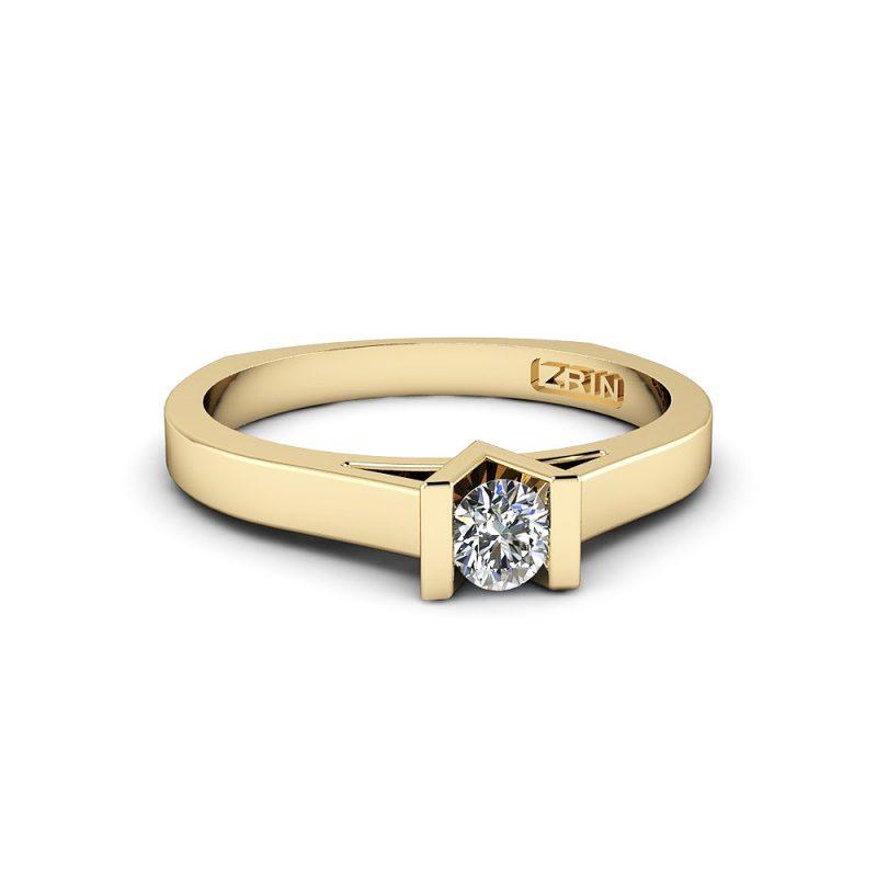 Zaručnički-prsten-MODEL-038-ZUTO-2PHS