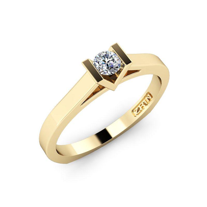Zaručnički-prsten-MODEL-038-ZUTO-3PHS