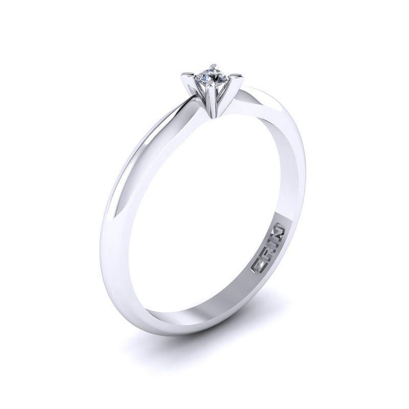 Zaručnički-prsten-platina-MODEL-178-BIJELO-1PHS