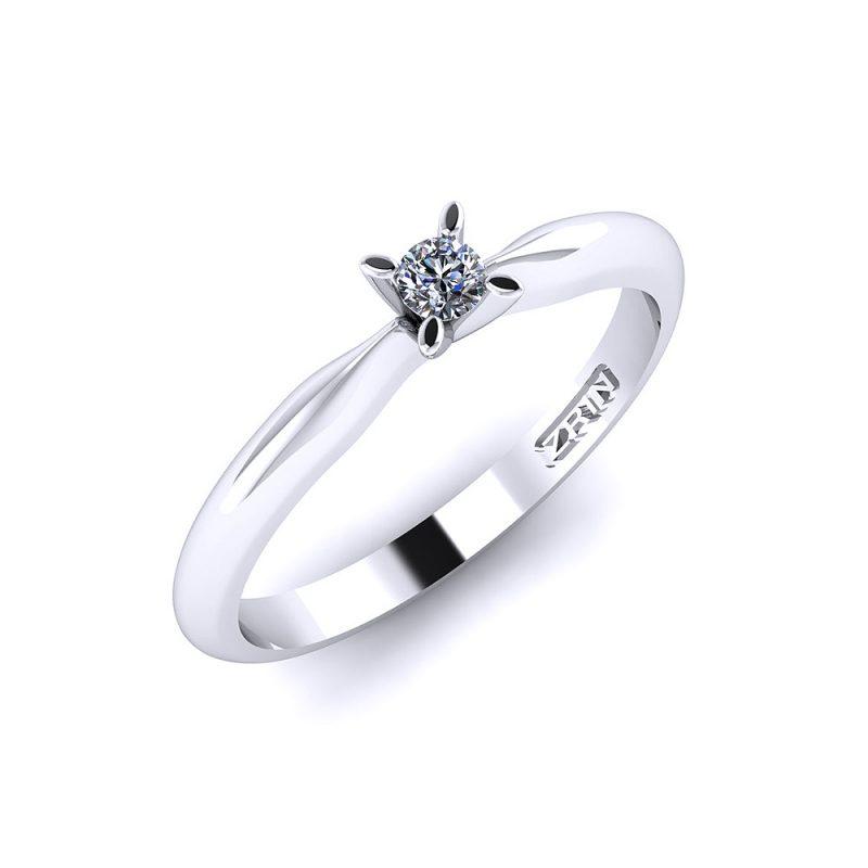 Zaručnički-prsten-platina-MODEL-178-BIJELO-3PHS