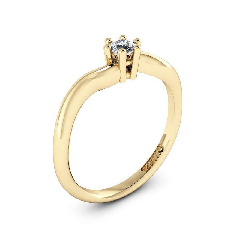 Zarucnicki-prsten-MODEL 002 ŽUTO-1PHS