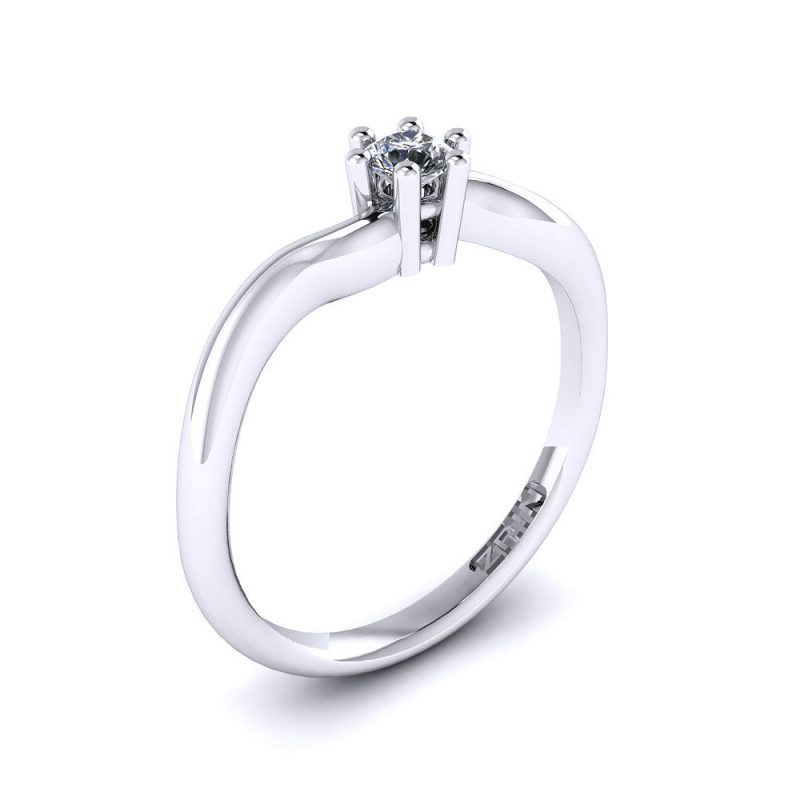 Zarucnicki-prsten-MODEL 002 BIJELO-1PHS