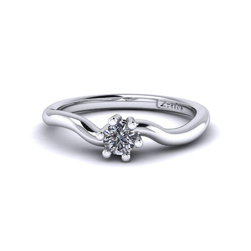 Zarucnicki-prsten-MODEL 002 BIJELO-2PHS