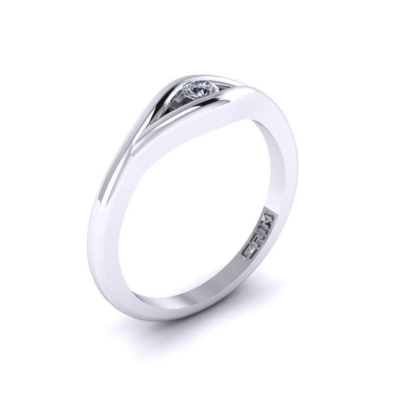 Zarucnicki-prsten-platina-MODEL-009-BIJELO-1PHS