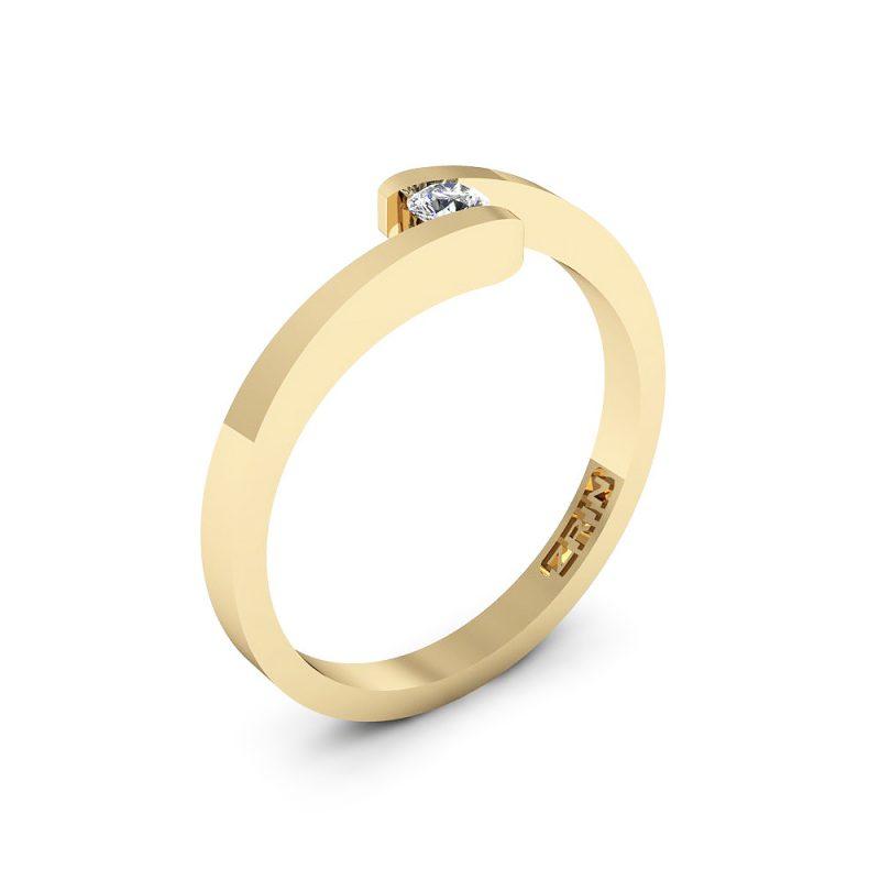 Zarucnicki-prsten-MODEL-010-ZUTO-1PHS
