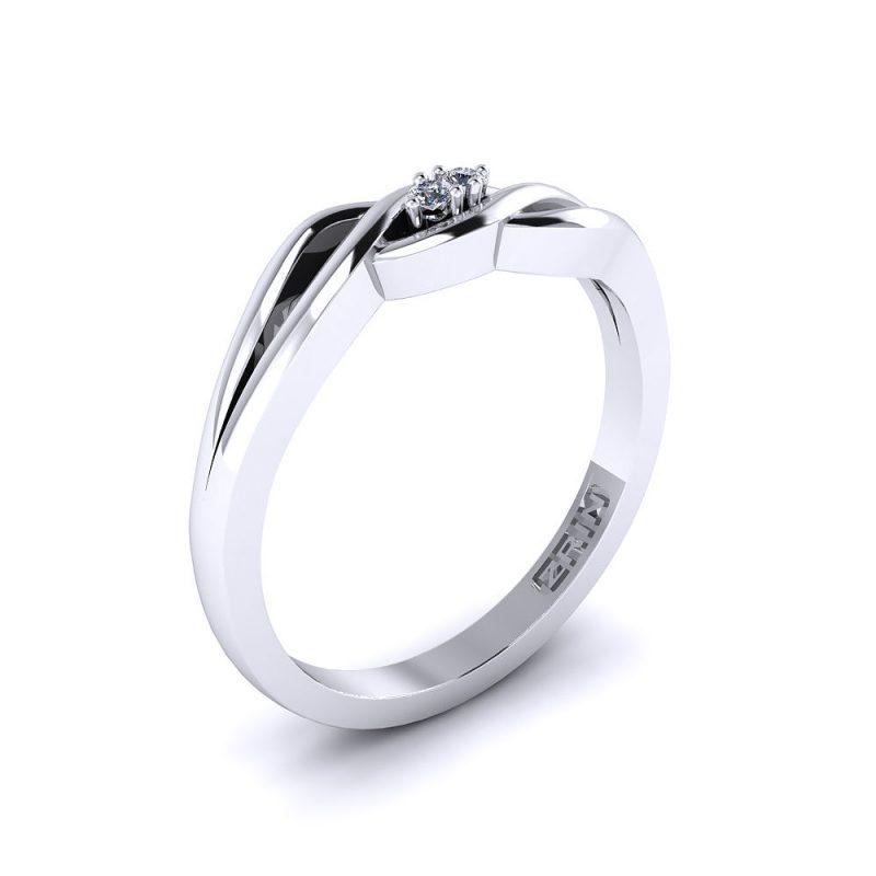 Zarucnicki-prsten-platina-MODEL-012-BIJELO-1PHS