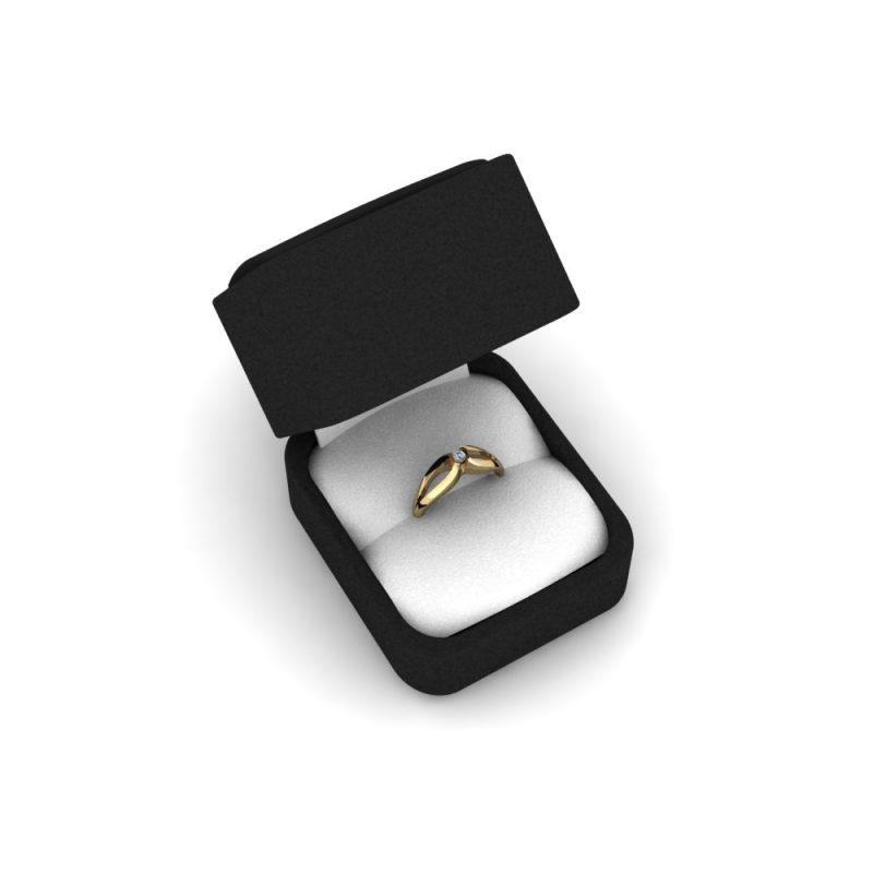Zarucnicki-prsten MODEL 021-1 ZUTO-4