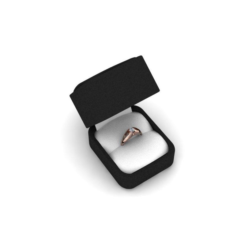 Zarucnicki-prsten MODEL 021 CRVENO-4