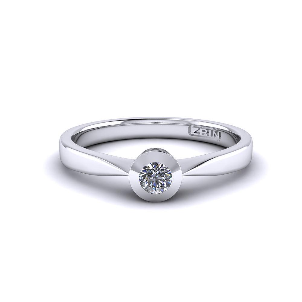Zaručnički prsten 023-4