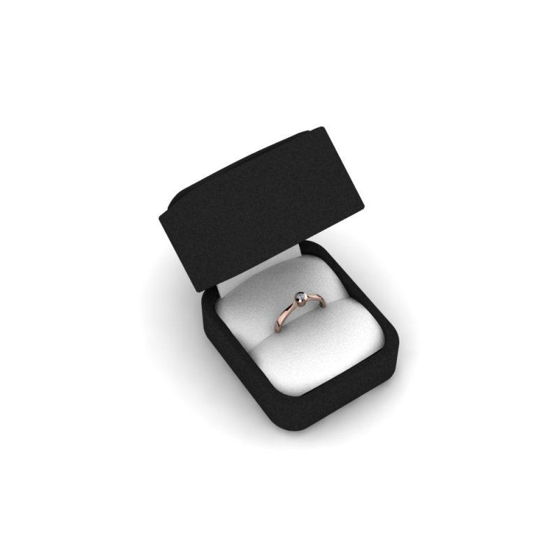 Zarucnicki-prsten MODEL 023-5 CRVENO-4