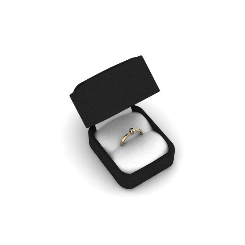 Zarucnicki-prsten MODEL 023-5 ZUTO-4