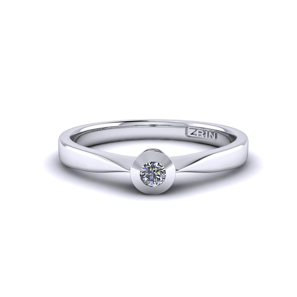 Zaručnički prsten 023-6