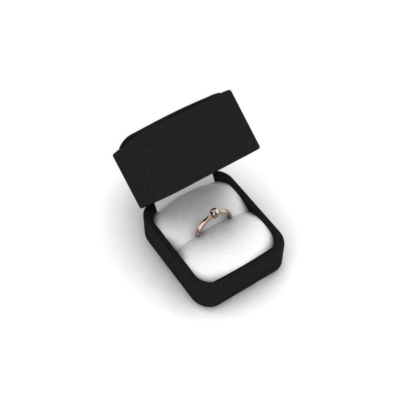 Zarucnicki-prsten MODEL 023-6 CRVENO-4