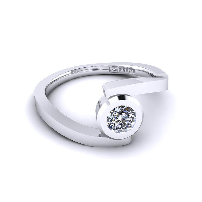 Zarucnicki-prsten-platina-MODEL 026 BIJELO-2PHS