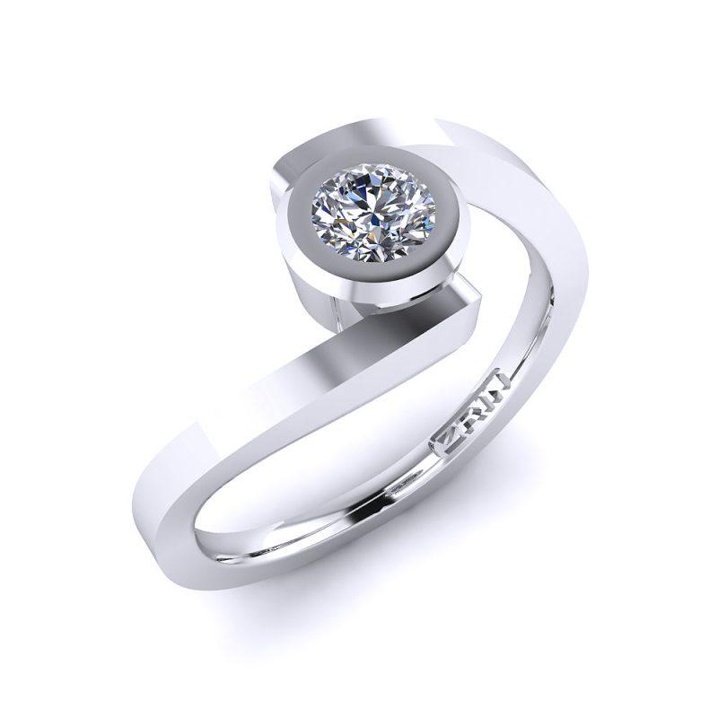 Zarucnicki-prsten-platina-MODEL 026 BIJELO-3PHS