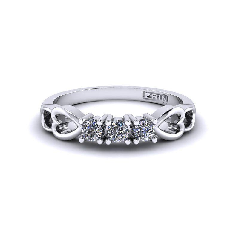Zarucnicki-prsten-platina-MODEL 027 BIJELO-2PHS