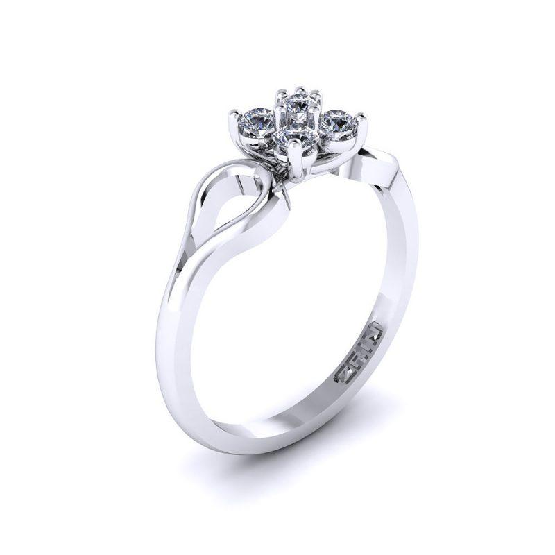 Zarucnicki-prsten-platina-MODEL-028-BIJELO-1PHS