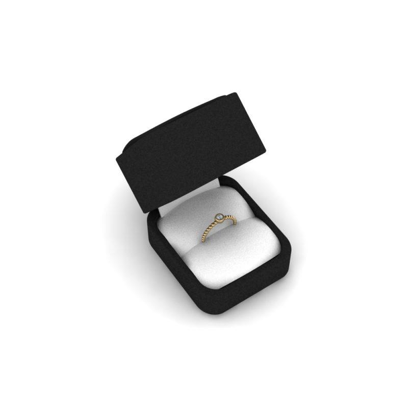 Zarucnicki-prsten MODEL 029 ZUTO-4