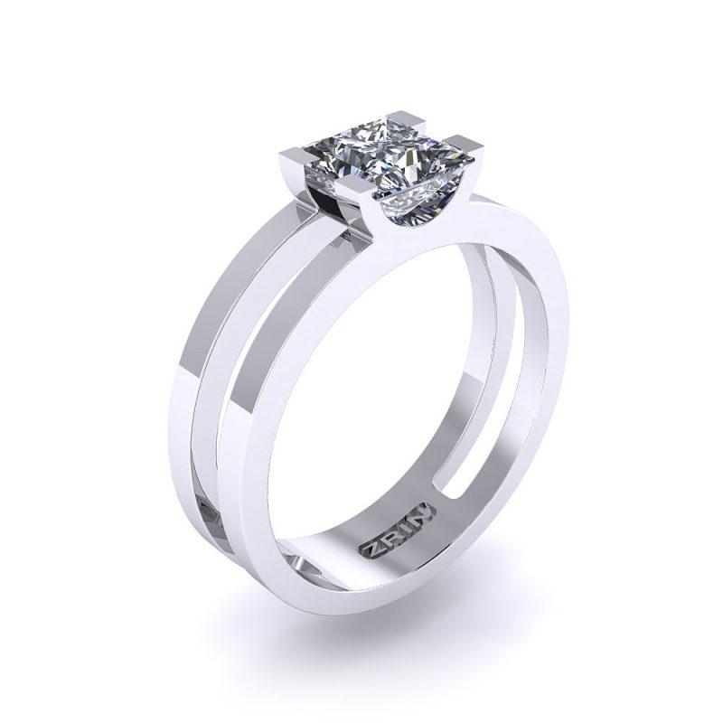 Zarucnicki-prsten-platina-MODEL-033-BIJELO-1PHS