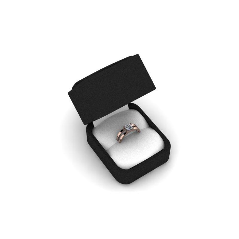 Zarucnicki-prsten MODEL 033 CRVENO-4