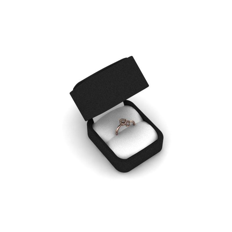 Zarucnicki-prsten MODEL 034 CRVENO-4