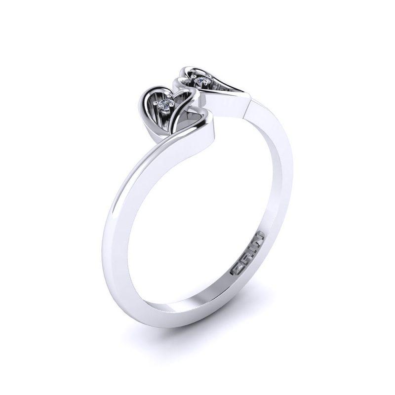 Zarucnicki-prsten-platina-MODEL-035-BIJELO-1PHS