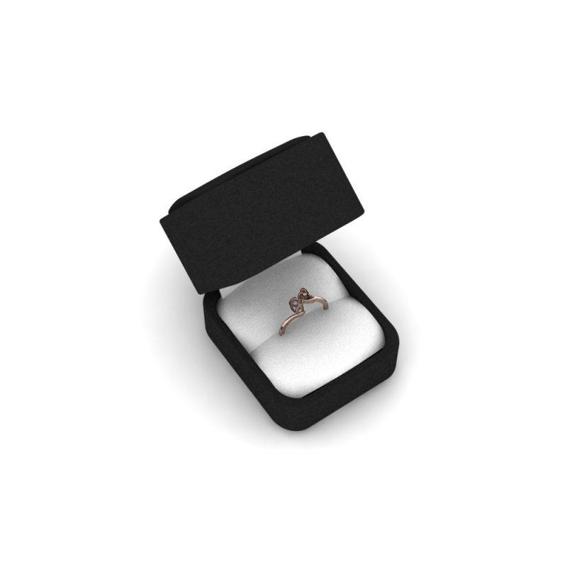 Zarucnicki-prsten MODEL 035 CRVENO-4