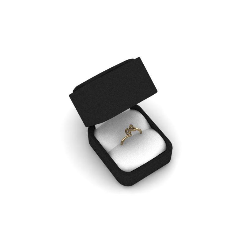 Zarucnicki-prsten MODEL 035 ZUTO-4