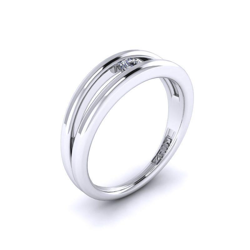 Zarucnicki-prsten-platina-MODEL-037-BIJELO-1PHS