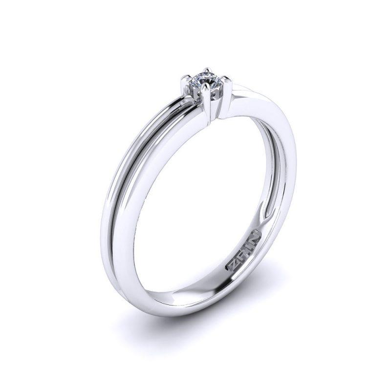 Zarucnicki-prsten-platina-MODEL-040-BIJELO-1PHS