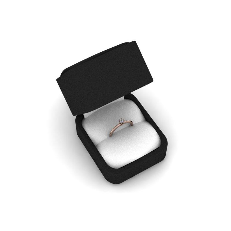Zarucnicki-prsten MODEL 051 CRVENO-4