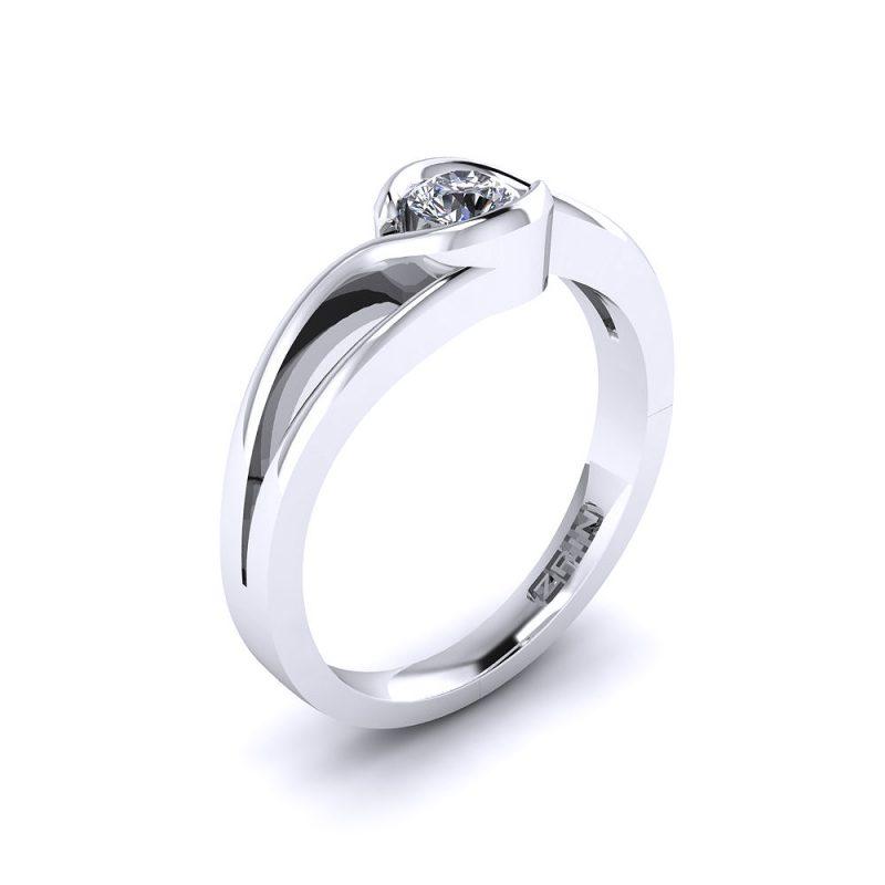 Zarucnicki-prsten-platina-MODEL-066-BIJELO-1PHS