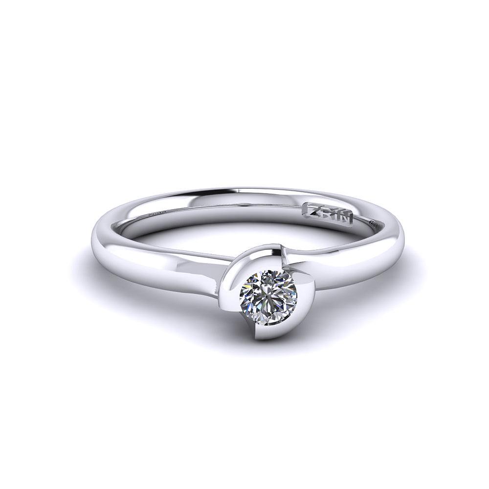 Zaručnički prsten 068