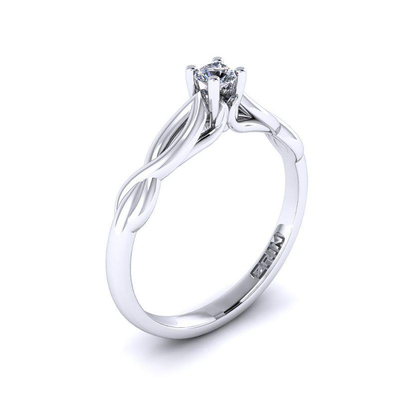 Zarucnicki-prsten-platina-MODEL-097-BIJELO-1PHS
