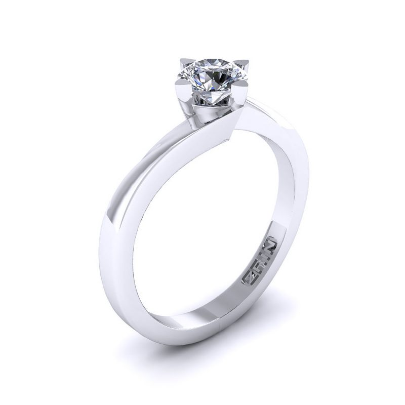 Zarucnicki-prsten-platina-MODEL-147-BIJELO-1PHS
