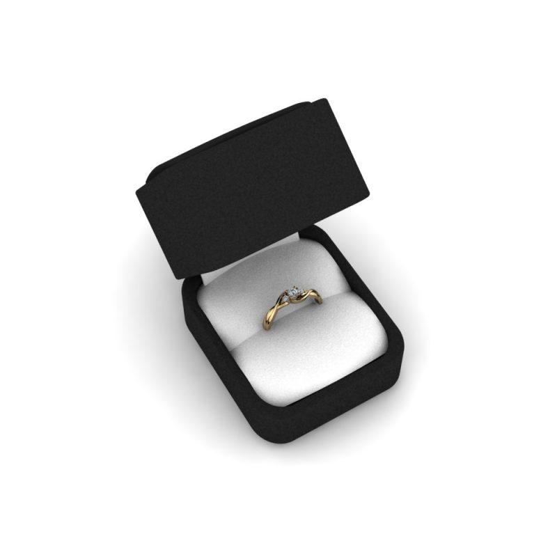 Zarucnicki-prsten MODEL 156 ZUTO-4