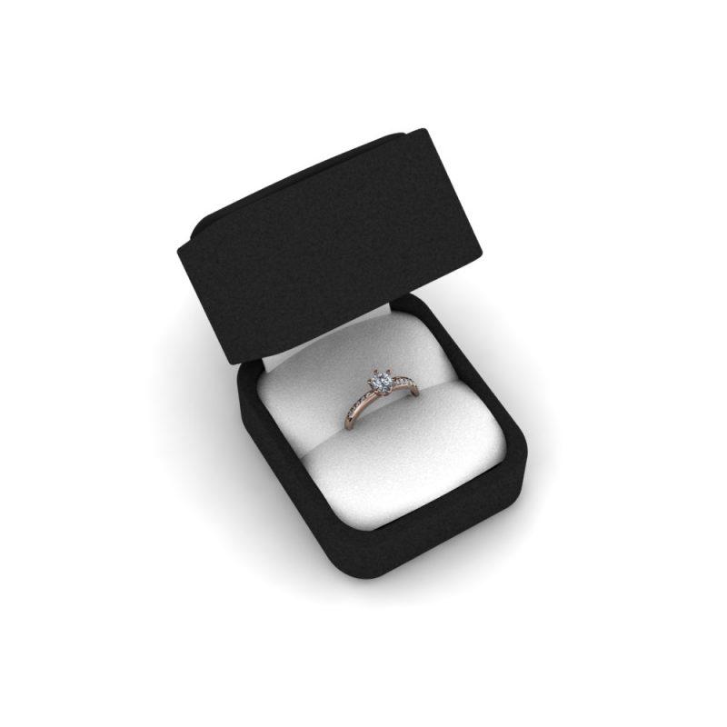 Zarucnicki-prsten MODEL 174 CRVENO-4