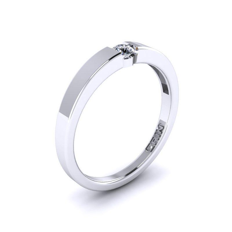 Zarucnicki-prsten-platina-MODEL-175-BIJELO-1PHS