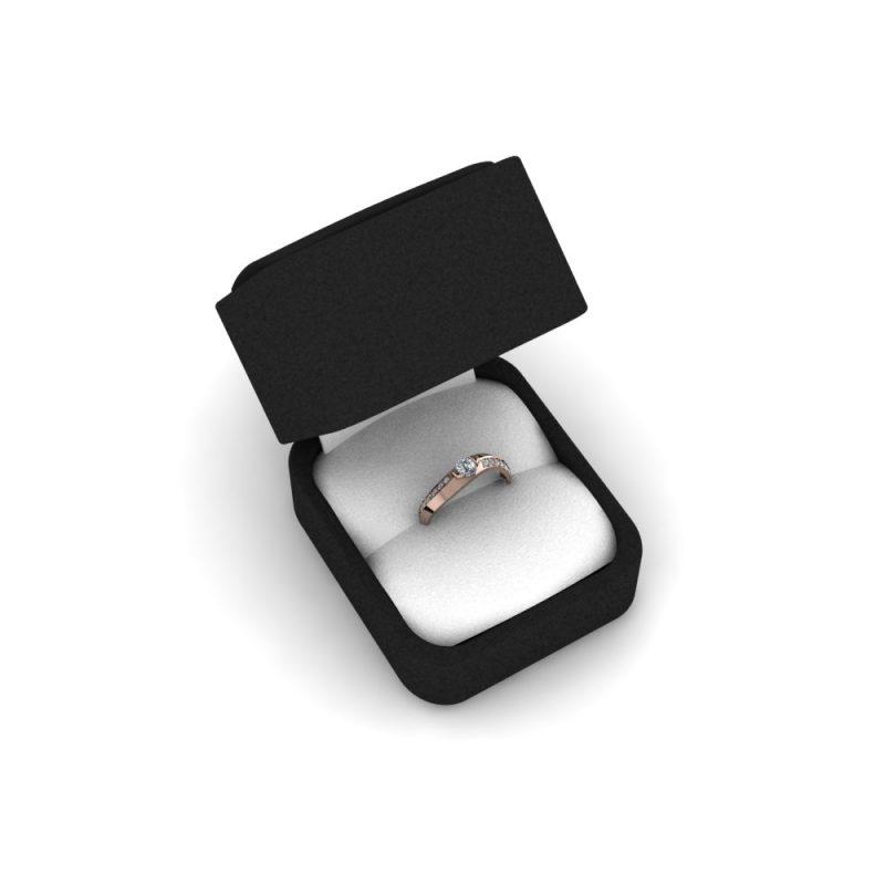 Zarucnicki-prsten MODEL 180 CRVENO-4