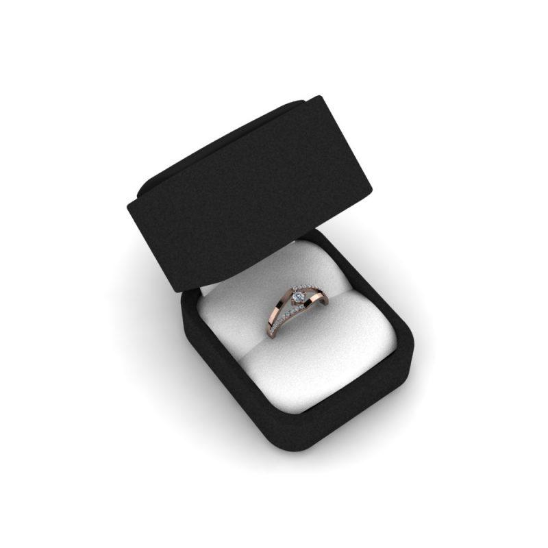 Zarucnicki-prsten MODEL 220 CRVENO-4