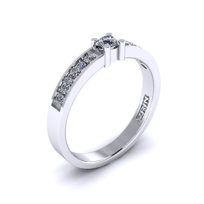 Zarucnicki-prsten-platina-MODEL-226-BIJELO-1PHS