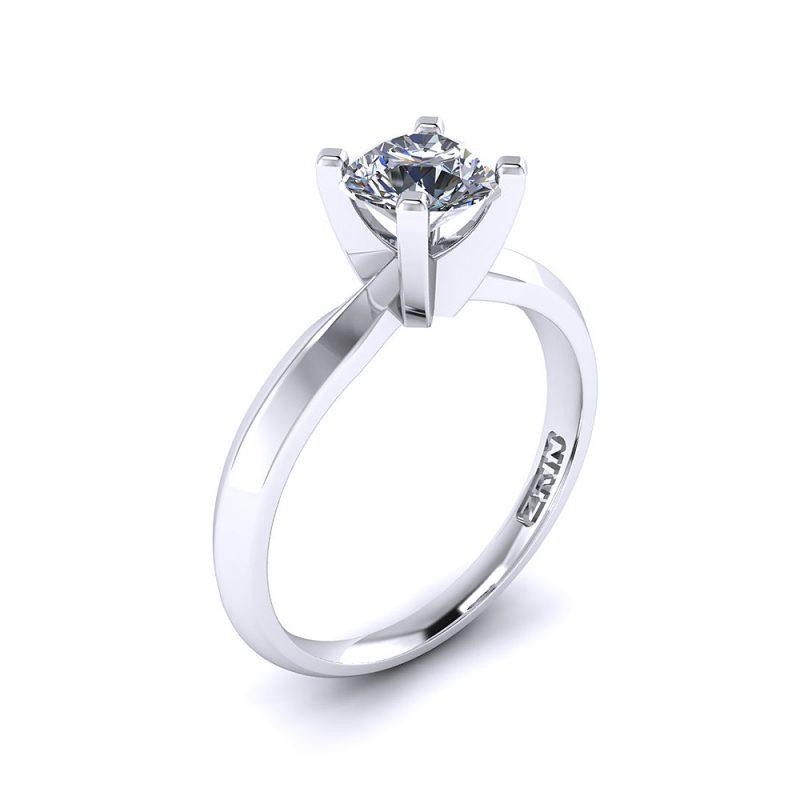 Zarucnicki-prsten-platina-MODEL-248-BIJELO-1PHS