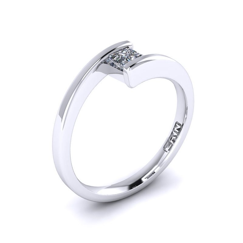 Zarucnicki-prsten-platina-MODEL-255-BIJELO-1PHS