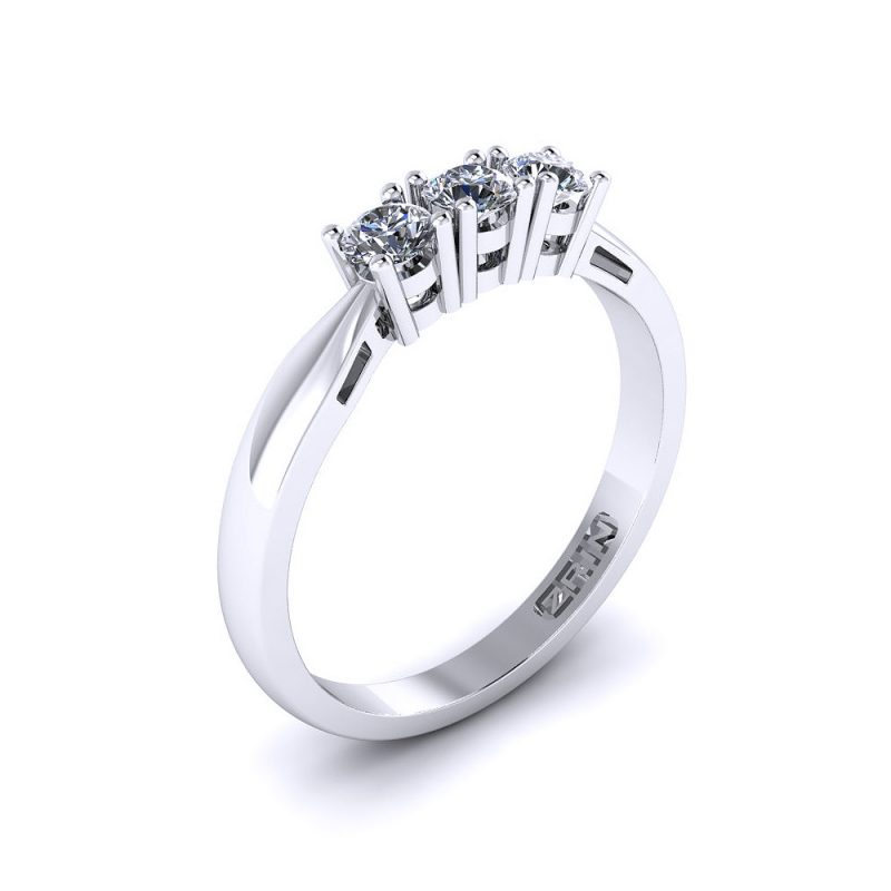 Zarucnicki-prsten-platina-MODEL-266-BIJELO-1PHS