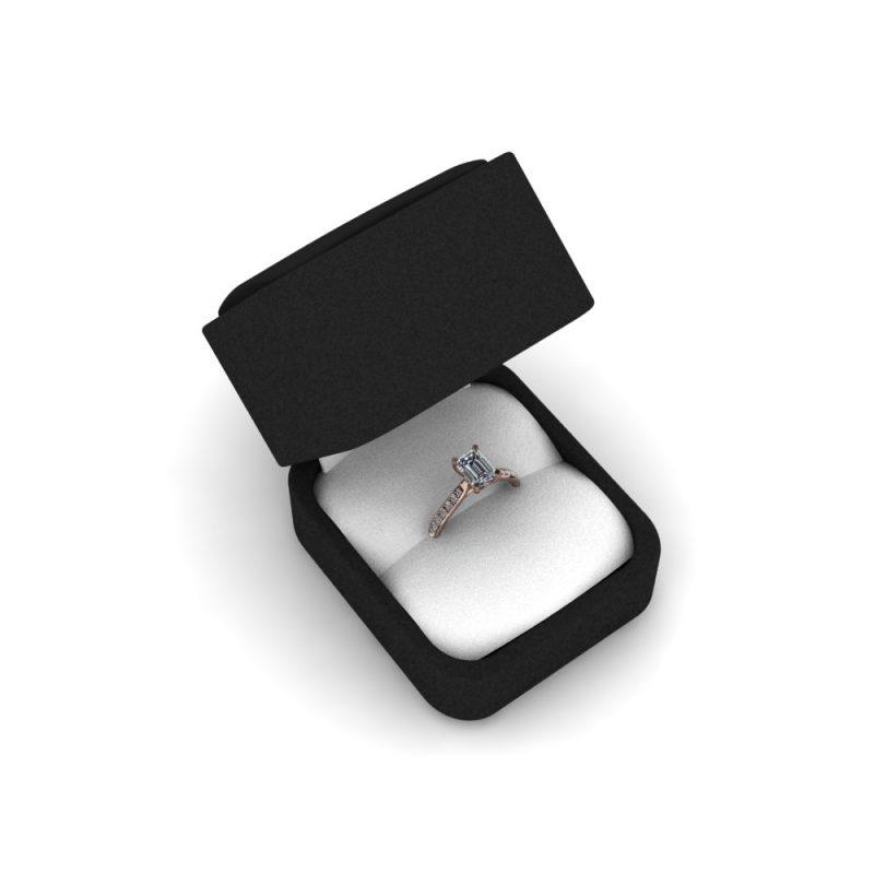 Zarucnicki-prsten MODEL 274 CRVENO-4