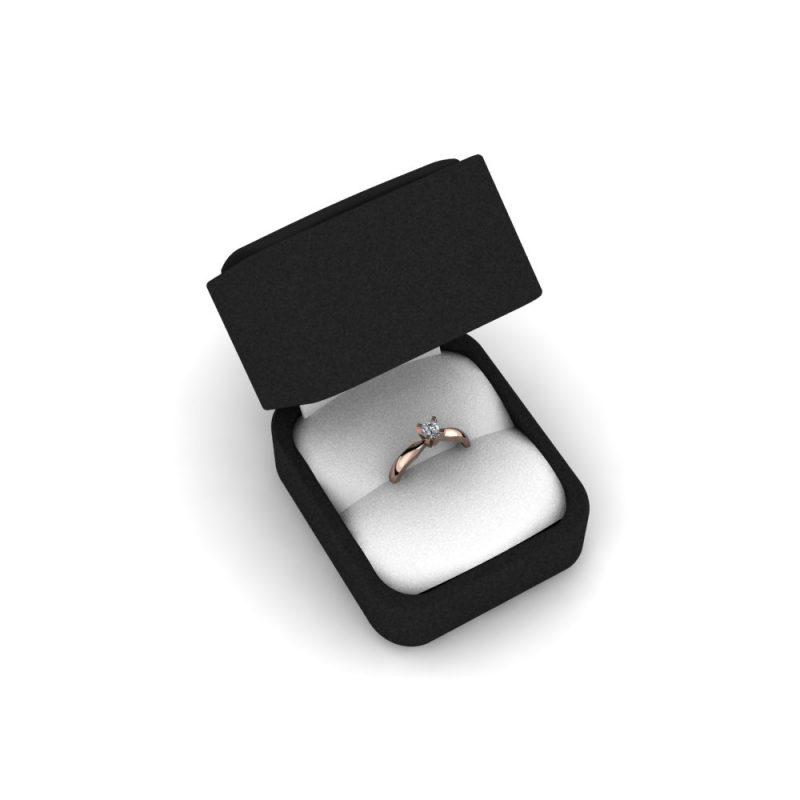 Zarucnicki-prsten MODEL 295 CRVENO-4