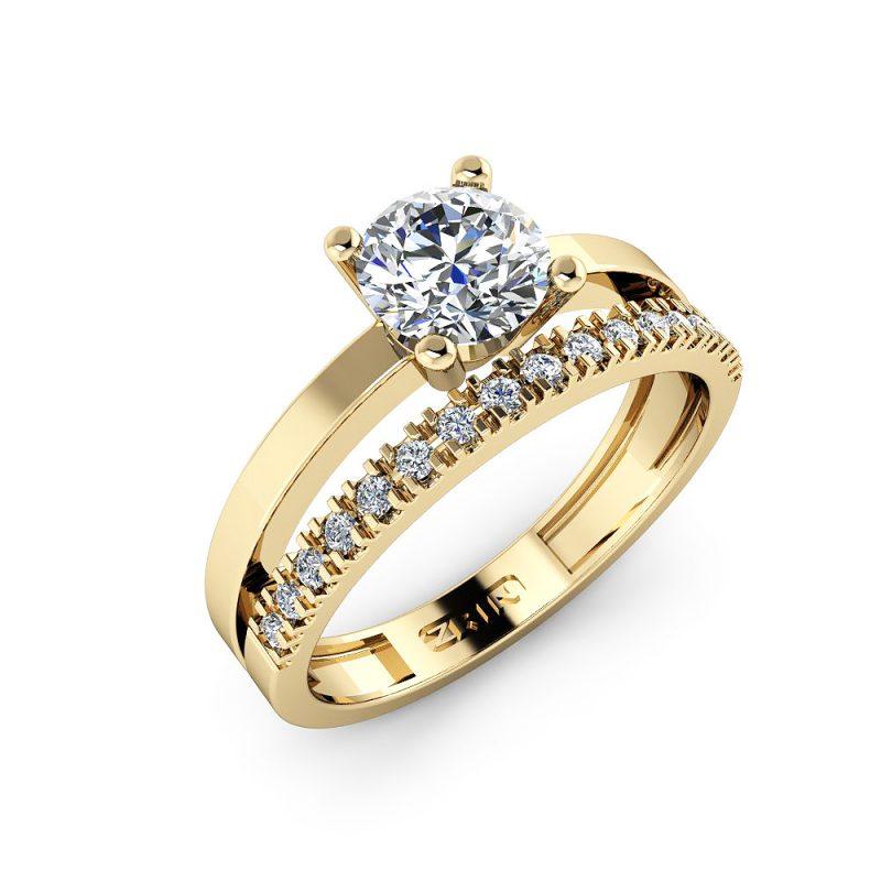 Zarucnicki-prsten-MODEL-392-ZUTO-3