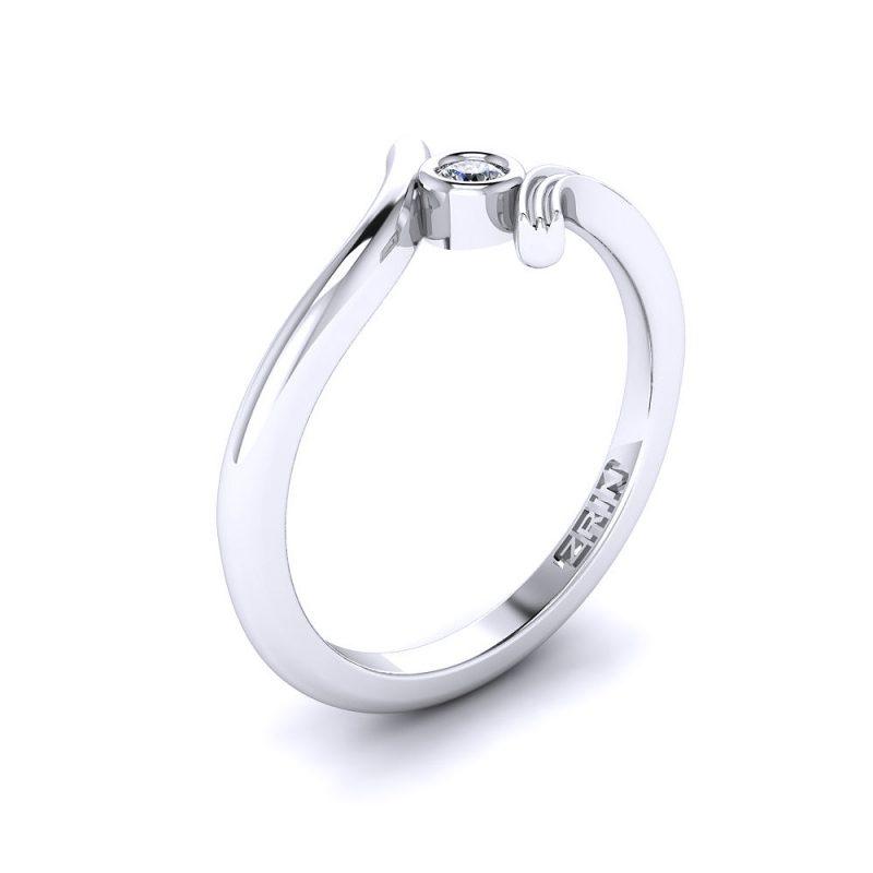 Zarucnicki-prsten-platina-MODEL-438-BIJELO-1PHS