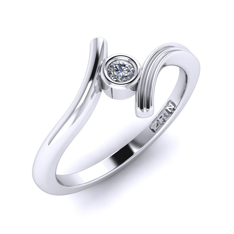 Zarucnicki-prsten-platina-MODEL-438-BIJELO-3PHS